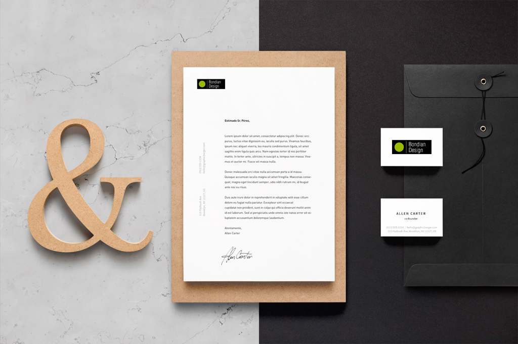 Branding Bondian Design