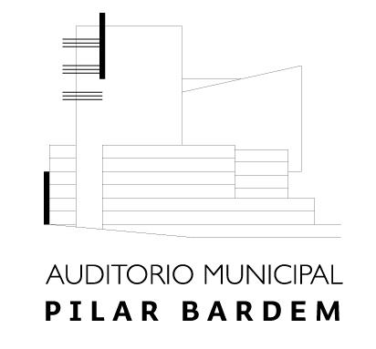 Logotipo Auditorio Pilar Bardem